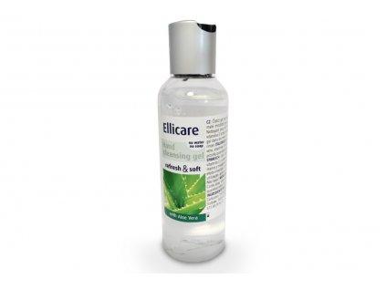 Čistící gel na ruce s antibakteriální přísadou a obsahem alkoholu 150 ml