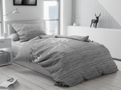 sleep šedé
