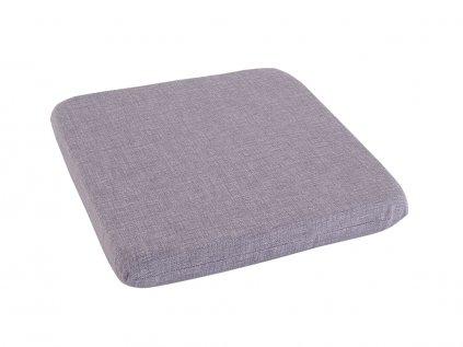 Podsedák na židli Melange šedý