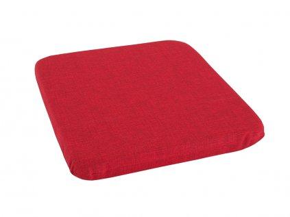 Podsedák na židli Melange červený