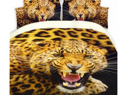 Povlečení 3D Gepard