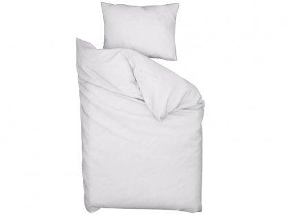 Bílé bavlněné povlečení Lux hotelová kapsa