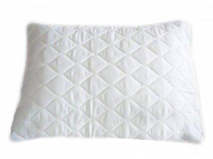 polštář duté vlákno levný pro alergiky 70 x 90 cm