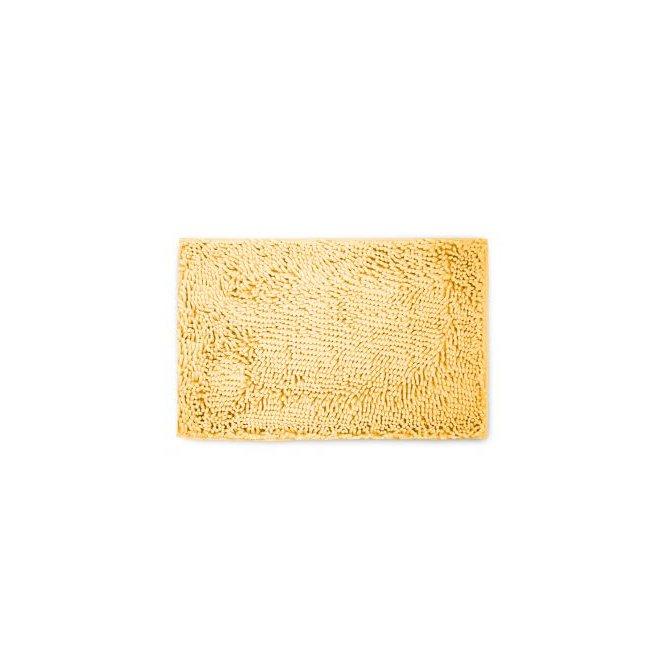 Koupelnová předložka žlutá