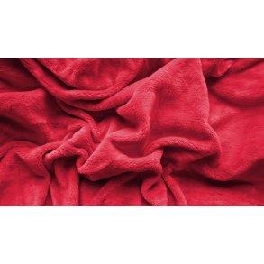 prostěradlo mikroplys cervene