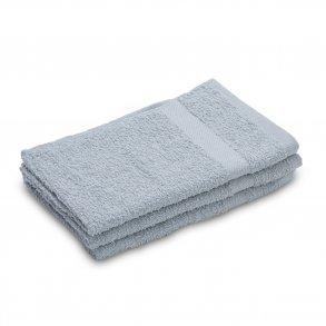 Ručník malý dětský 30 x 50 cm pro hosty bavlněný šedý