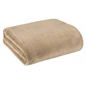 deka fleece bezova