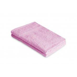 Ručník malý dětský 40 x 60 cm pro hosty bavlněný růžový