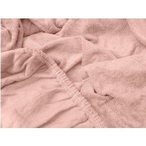 Froté dvojlůžko meruňkové (Gramáž (hustota vlákna) Lux (200 g/m2))