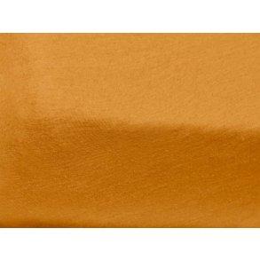 Jersey prostěradlo oranžové 180x200 cm