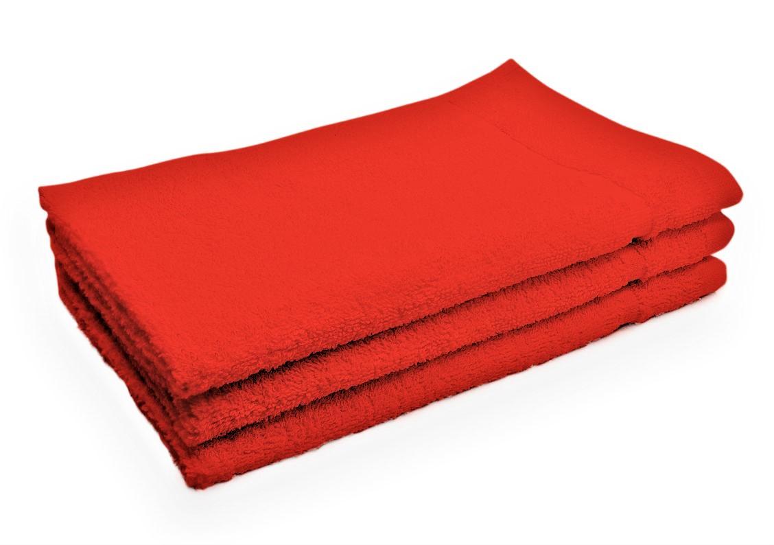 Ručník Classic malý červený