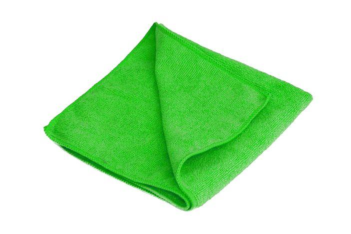Švédská utěrka Crystal zelená Rozměr: 40 x 40 cm