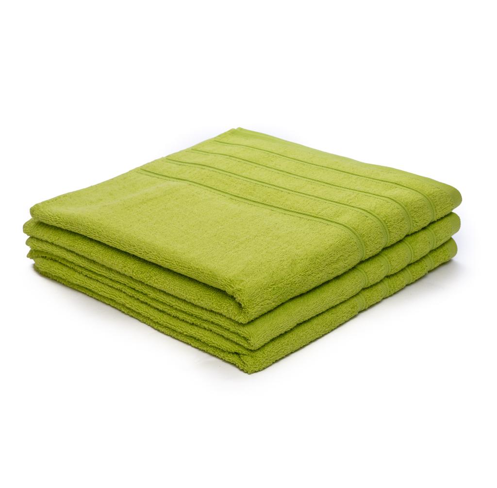 Osuška Bella zelená