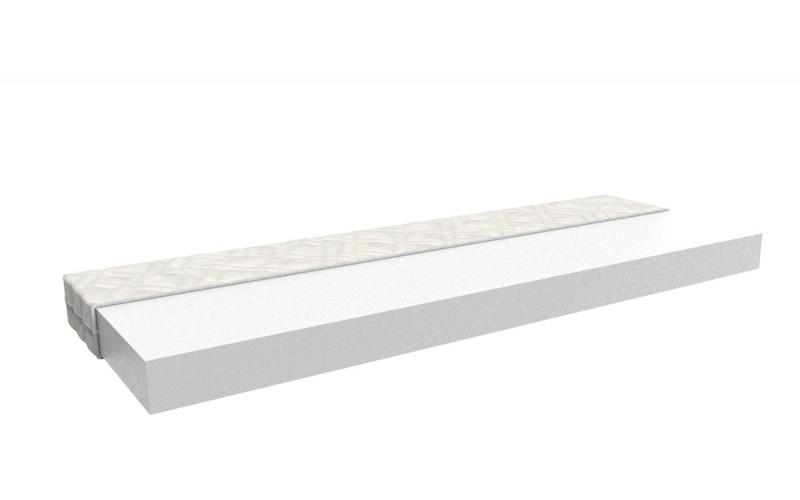 Pěnová matrace Jana 90 x 200 cm Potah matrace: Damašek - ekonomický