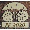PF přání - ježci