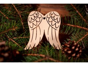Ozdoba - křídla
