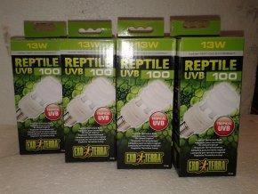 Kompaktní zářivka Reptile UVB 100 13W