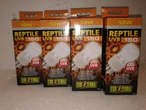 Kompaktní zářivka Reptile UVB 150 13W