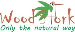 woodstork logo hračky
