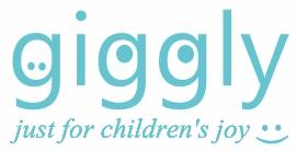Giggly logo hračky