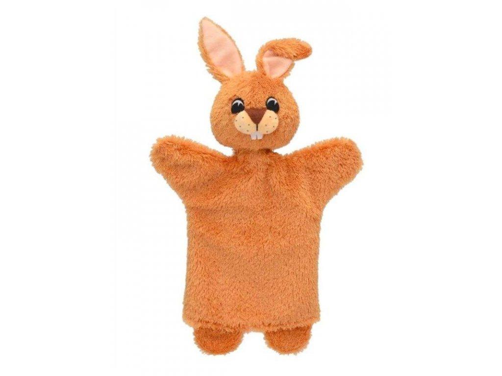 Maňásek - Králíček - hračka z textilu