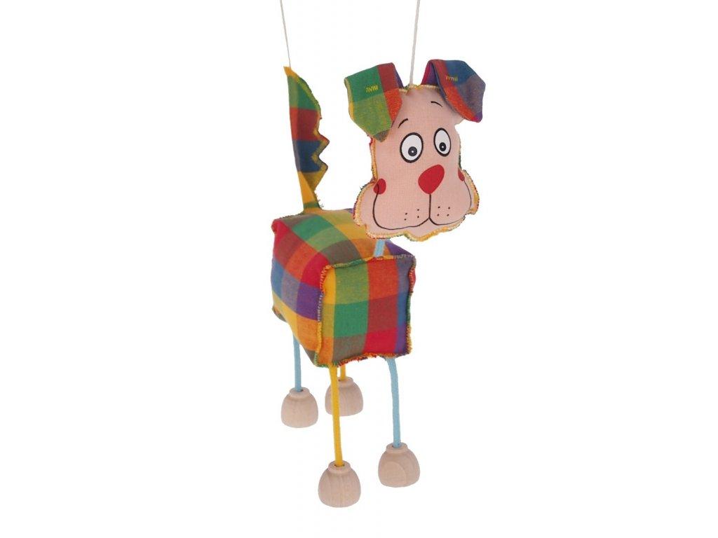 marioneta pro děti pes