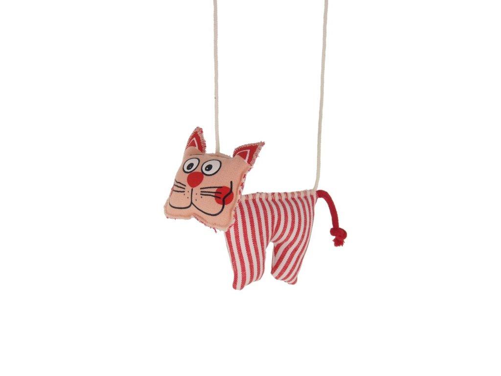 marioneta pro děti kočka