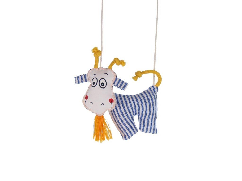 marioneta pro děti koza
