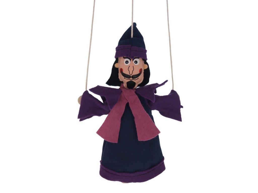 loutka pro děti čaroděj