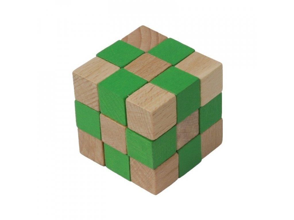 66025 děětský dřevěný hlavolam