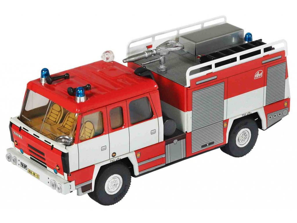 model tatra hasič 815
