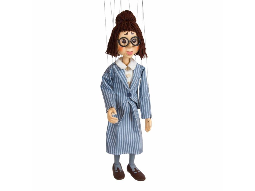 65008 paní kateřina velká loutka marioneta S+H