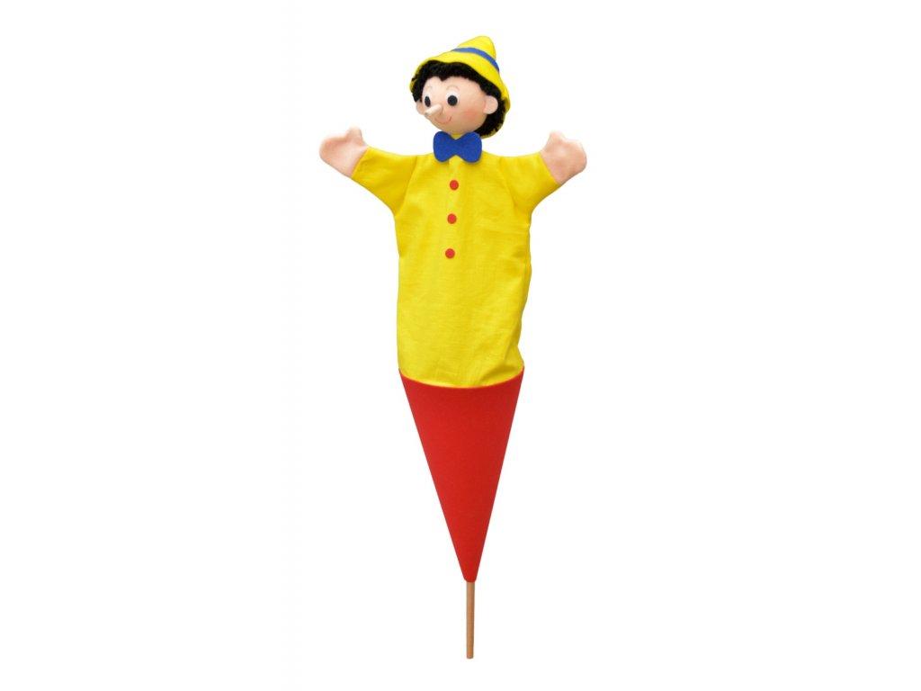 71378 pinochio maňásek v kornoutu hračka (2)