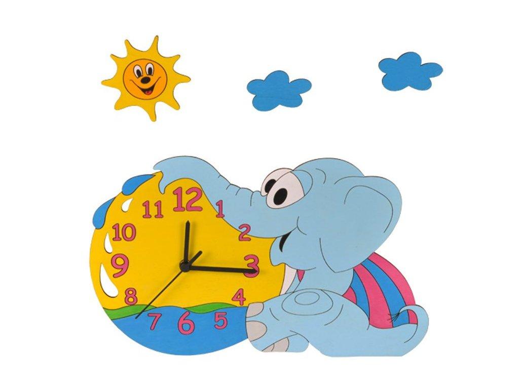 74025 hodiny slon