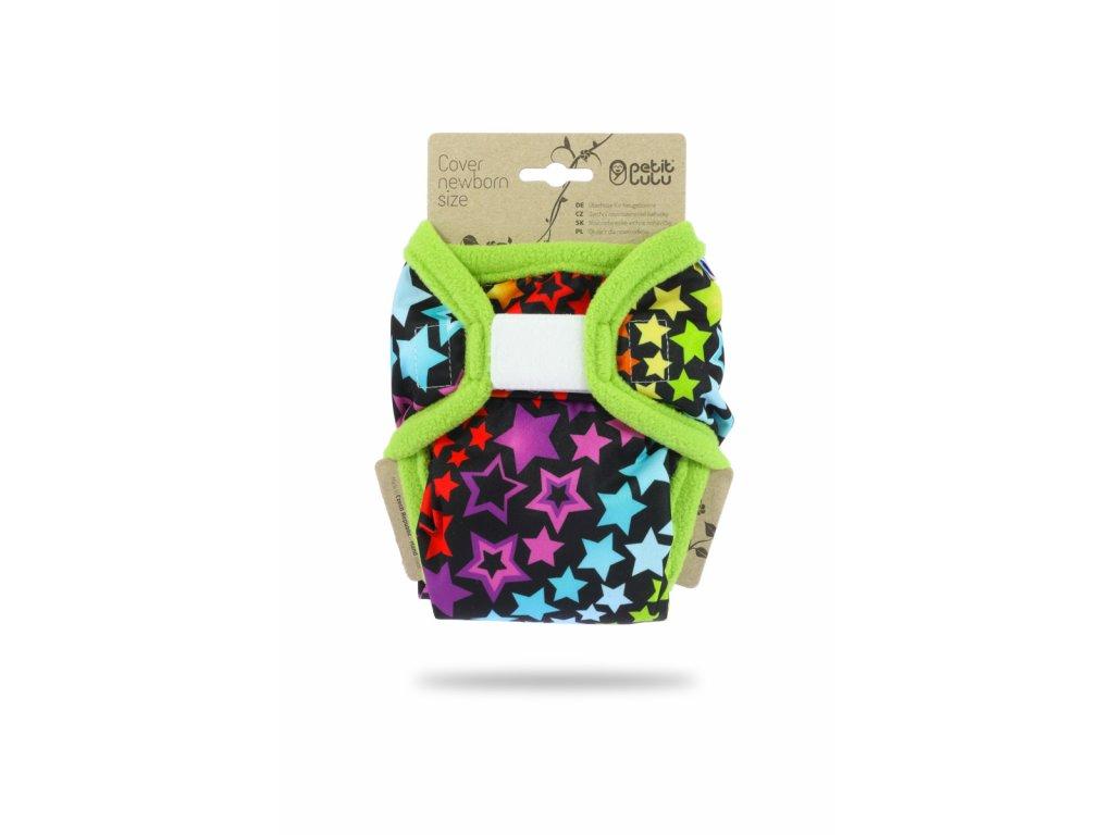 8596040012759 Duhove hvezdy novorozenecke svrchni kalhotky (1)