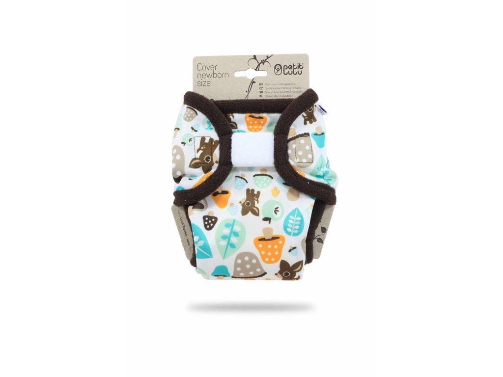 101316 Houbicky novorozenecke svrchni kalhotky