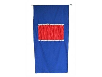 Divadlo Puntík - hračka z textilu