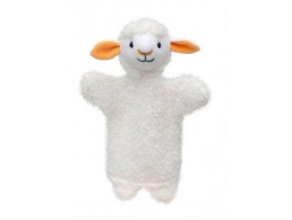 Maňásek - Ovečka - hračka z textilu