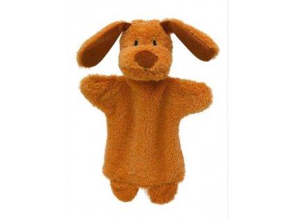 Maňásek - Pejsek - hračka z textilu
