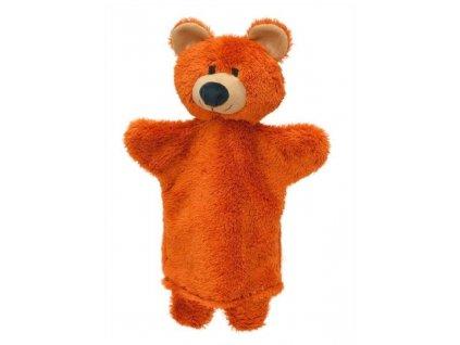 Maňásek - Medvídek - hračka z textilu