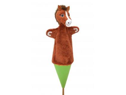 Koník - maňásek v kornoutu 55cm
