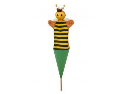 71340 textilní kornout včelka (2)