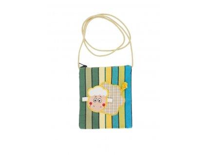 Dětská textilní taška - ovečka