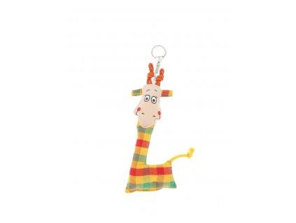klíčenka žirafa pro děti
