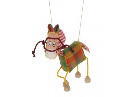 marioneta pro děti koník