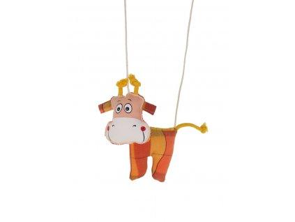 marioneta pro děti kráva