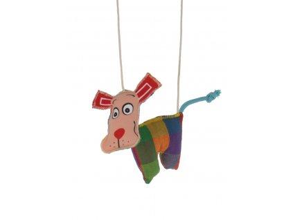 marioneta pro děti pejsek