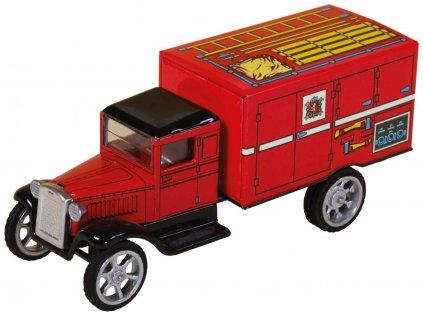 model hasičského autíčka