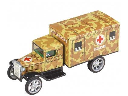 model vojenské sanitky
