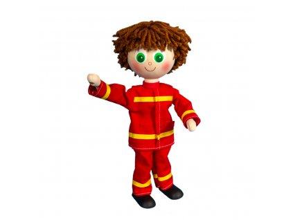 63291 velká ohebná hračka záchranář